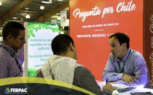 Ferpac participó en importante feria agrícola en Bogotá-Colombia